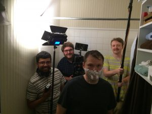 Strawhouse Pictures Film Shoot