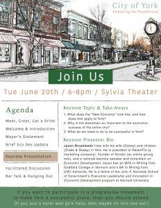 City of York Event